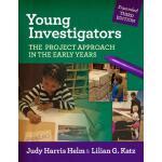 【预订】Young Investigators: The Project Approach in the Early