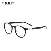 宝姿眼镜框 新款眼镜架男女时尚眼镜框光学镜架配眼镜片POU13502