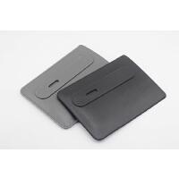 轻薄新款 苹果平板电脑保护套 iPad mini5 皮套 直插袋内胆包笔插 单机版 黑色