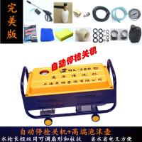 上海QL280型高压自吸清洗机洗车器刷车水泵洗车机打药机220vSN1070