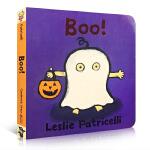 【发顺丰】英文原版 Boo 名家 Leslie Patricelli 小毛孩 0-3岁幼儿情感启蒙早教纸板书 宝宝生活