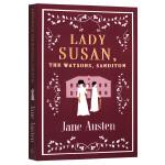 苏珊夫人 沃森一家 桑迪顿 英文原版小说 Lady Susan The Watsons Sanditon 英文版进口原