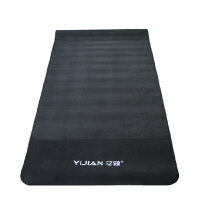 跑步机减震垫 隔音器健身车毯防震垫加厚地垫 健身器材垫子