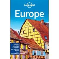 Lonely Planet Europe 孤独星球多国旅行指南:欧洲