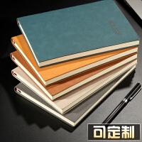 笔记本子记事本商务订做加厚批发大号b5日记本大学生定制可印logo