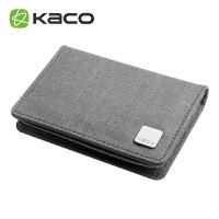 KACO爱乐ALIO名片包 收纳卡包 防水 防污渍 大容量 可放70张名片