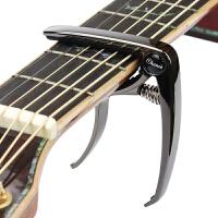民谣变调夹子变音电古典吉它两用调音器电乐器配件木吉他尤克里里