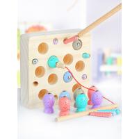 钓鱼玩具儿童1-2-3周岁抓虫子益智玩具蒙氏早教开发一岁宝宝玩具