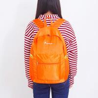 出行可折叠行李背包双肩背包简约可爱轻便小学生书包旅游