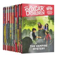 棚车少年111-120册套装英文原版 The Boxcar Children Mysteries Books 111-120 英文版原版书籍 英语章节桥梁书 美国经典儿童读物