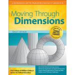 【预订】Moving Through Dimensions: A Mathematics Unit for High-