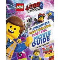 现货 乐高大电影2 官方指南英文原版The LEGO? MOVIE 2? Movie Guide in the Univ