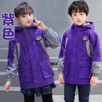 新款幼儿园园服秋冬装儿童运动服男女班服长袖小学生校服棉衣外套