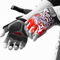 征伐 骑行手套 透气减震半指骑行手套碳纤维弹力户外骑行护手男女手套