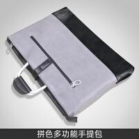 微软surface平板电脑包手提包13.5寸笔记本包 灰色-带电源包 14寸