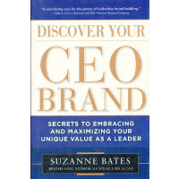 DISCOVER YOUR CEO BRAND: SECRETS TO EMBR(ISBN=9780071762861