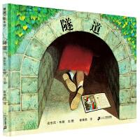 *【安徒生大奖】正版隧道/蒲蒲兰图画书系列少幼儿童家庭情商启蒙成长绘本故事图画书籍0-2-3-4-5-6-8岁