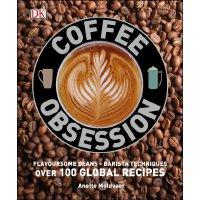 Coffee Obsession 英文原版 DK实用咖啡宝典