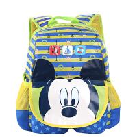 幼儿园书包2-3-5岁儿童可爱男女童双肩包包宝宝卡通小书包 米奇【绿色款】