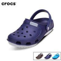 Crocs卡骆驰休闲男女鞋中性海浪迪特沙滩洞洞鞋平底凉鞋防水雨鞋200366