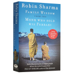 唤醒心中的2 幸福家庭的5大要诀 英文原版 Family Wisdom from the Monk Who Sold