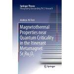 【预订】Magnetothermal Properties near Quantum Criticality in t