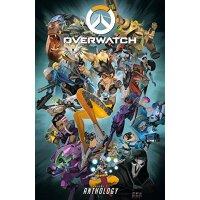 守望先锋漫画选集1 Overwatch: Anthology Volume 1【英文原版 黑马漫画公司和暴雪娱乐联合推