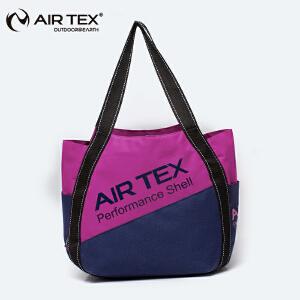 AIRTEX/亚特耐磨防水多口袋 百搭休闲单肩挎包 英国时尚户外