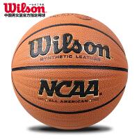 威尔胜篮球防滑耐磨NCAA全美联赛7号标准比赛用球WB670GTV