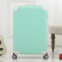 韩国旅行箱20可爱密码箱万向轮拉杆箱24寸28结婚行李箱女登机箱包