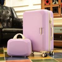 拉杆箱万向轮化妆小箱包20寸旅行箱22登机箱24行李箱子26学生男女