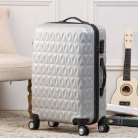 钻石切割面拉杆箱万向轮糖果色旅行箱20寸行李箱24寸男女登机箱包