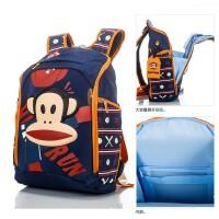 全国包邮Paul Frank/大嘴猴尼龙韩版大容量学生书包儿童双肩包PKY2039