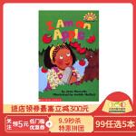 99选5 廖彩杏书单推荐 英文绘本原版进口I Am an Apple 我是苹果 Scholastic Reader L
