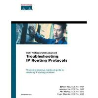 【预订】Troubleshooting IP Routing Protocols