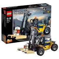 当当自营LEGO乐高Technic/机械组系列重型叉车42079塑料积木玩具