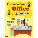 【预订】Organize Your Office...in No Time
