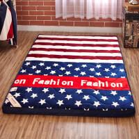 0715105056226榻榻米折叠加厚海绵床垫床褥子双人地铺垫被经济型1.2米1.5m 1.8m