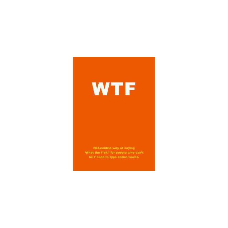 【预订】Wtf 美国库房发货,通常付款后3-5周到货!
