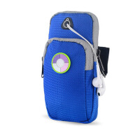 男女运动跑步手机臂包 健身臂带华为手臂套胳膊手机袋手腕包