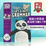 华研原版 英国小学英语语法练习册6-7岁 英文原版小学教材 Let's Do Grammar 进口书籍正版现货全英文版