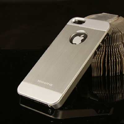 苹果5s手机壳iPhonese金属后盖套萍果iphone5s平果磨砂女五S的外壳潮男ipone5s硬