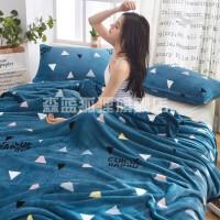睡觉午睡1.8m童大学生装饰学生宿舍热卖款毯子宝宝薄毯空调被午觉