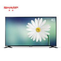 Sharp/夏普 LCD-40SF466A-BK 40英寸高清平板液晶智能网络电视机