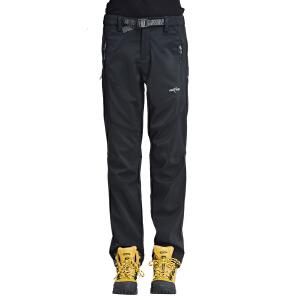 AIRTEX/亚特冬季冲锋裤女防风保暖登山裤户外女款长
