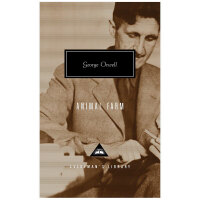 【预订】Animal Farm 动物庄园 George Orwell乔治奥威尔