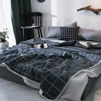 日式六层纱布毛巾被6全棉夏被空调毯夏凉被子纯棉薄盖毯单人双人 200x230cm 六层纱加厚(双人)