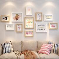 客厅照片墙创意相框挂墙组合套装餐厅背景墙面装饰相片墙一面墙