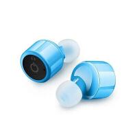 优品 蓝牙耳机双耳迷你隐形无线超小耳塞入耳音乐听歌运动 适用于x9S x20 x21 美图t8 M6s M6 V4 t