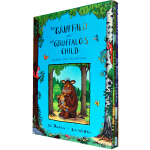 Classic Gift Collection: Gruffalo & Gruffalo's Child Slipcase 咕噜牛精装礼品书(两册):《咕噜牛》、《咕噜牛小妞妞》